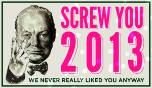 screw you 2013